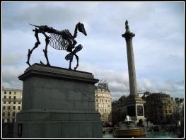 Trafalgar Sq Plinth