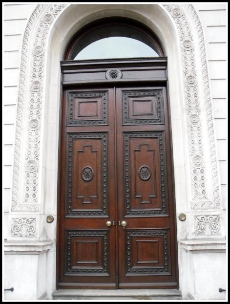 Whitehall Door